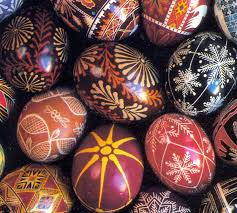 Decorate Easter Egg Online Game by The Ancient Art Of Decorating Eggs Folklife Today