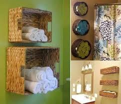 diy bathroom shelving ideas 30 brilliant diy bathroom storage ideas amazing diy interior