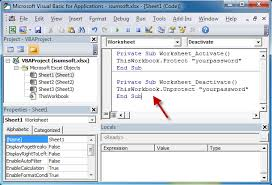 2 ways to protect excel sheets from being deleted isumsoft