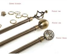 Green Curtain Pole Compare Prices On Curtain Pole Finial Online Shopping Buy Low