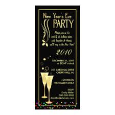 new years or birthday party invitation stock image new years invitations announcements zazzle