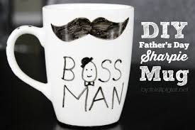 fathers day mug diy sharpie mug for s day last minute gifts this lil piglet