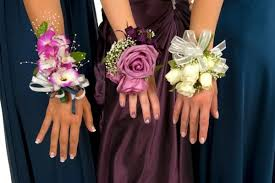 how to make wrist corsage attaching a corsage to a wristlet thriftyfun