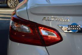 nissan altima 2016 trunk 2016 nissan altima 3 5 sr v6 stock 9618 for sale near great neck