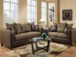 Chocolate Living Room Set Stylish Ideas Two Living Room Set Pleasurable Chocolate