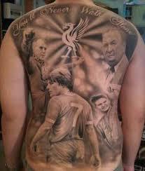 football tattoos liverpool fc youtube