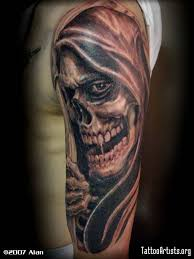 25 best gothic death tattoo images on pinterest death tattoo