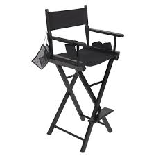 portable lighting for makeup artists foldable professional makeup artist directors chair black best