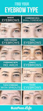 How To Color In Eyebrows How To Fill In Shape Tweeze Trim And Transform Your Eyebrows