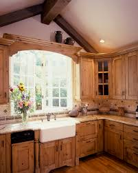 Rustic Hickory Kitchen Cabinets by 11 Stunning Farmhouse Kitchens That Will Make You Want Wood