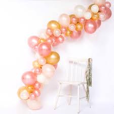 balloon garland balloon garland installation kit gold pretty party