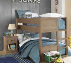 low bunk bed pottery barn intersafe
