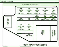 98 mazda fuse box wiring diagram simonand