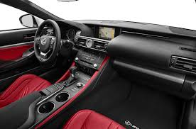 new lexus rcf new 2017 lexus rc f price photos reviews safety ratings