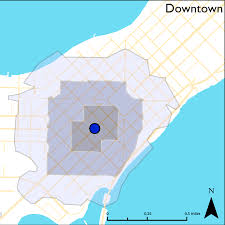 Map Of Downtown Madison Wi Walk Appeal 1000 Friends Of Wisconsin