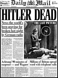 photos of the day a history unfolds on daily mail pages from the day adolf died