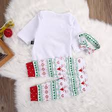 brand new best gift ever baby set onesie headband nordic pattern