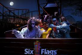 Fright Fest Six Flags Great America Six Flags Great America Coupons Fright Fest Photobook Deals Groupon