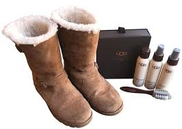 ugg australia noira chestnut sheepskin ugg australia chestnut noira plus sheepskin cleaner kit for noira
