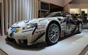 lexus lfa racing 2012 lexus lfa drive motor trend