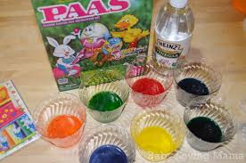 easter egg decorating kits bright easter eggs with paas egg decorating kits and heinz