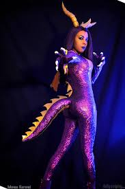 Spyro Halloween Costume Spyro Spyro Dragon Skylanders Daily Cosplay