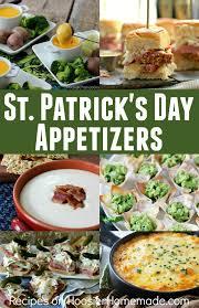 st patrick u0027s day appetizers hoosier homemade