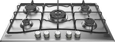 ariston piano cottura 5 fuochi hotpoint ariston piano cottura a gas da 75 cm bianco 3 griglie