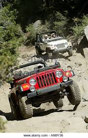 jeep rubicon trail jeep rubicon trail stock photos jeep rubicon trail stock images