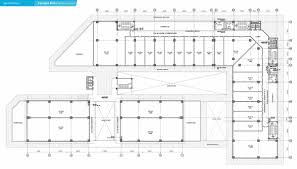 Commercial Floor Plan by Overview Paragon Plaza Malibu Town Sohna Road Gurgaon Om