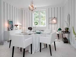 Wallpaper Designs For Dining Room Splendid Wallpaper Designs Dining Ideas Contemporary Dining Room