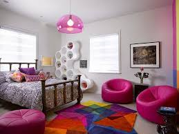 chambre fille design chambre ado fille en 65 idées de décoration en couleurs chambre