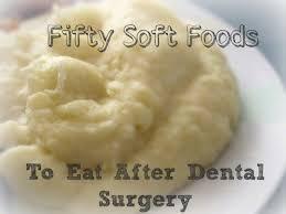 17 best soft foods after dental surgery images on pinterest soft
