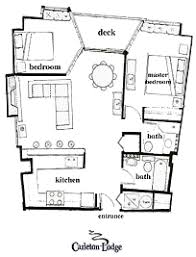 Carleton Floor Plans Carleton Lodge Information And Descriptions