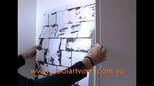 tips on removable wallpaper installation youtube