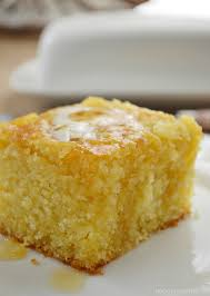 sweet and buttery cornbread finding zest