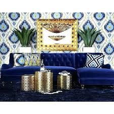 blue velvet sectional sofa blue velvet sectional sofa brenpalms co