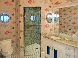 mermaid themed bathroom fish and mermaid bathroom decor hgtv pictures ideas hgtv