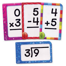 math facts maxiaids math facts combo set pocket flash cards with braille