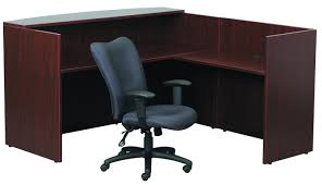 L Shape Reception Desk Office Products L Shape Reception Desk Reviews Wayfair