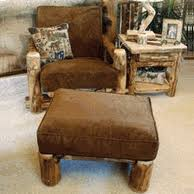 Futon Armchair Log Futons And Daybeds