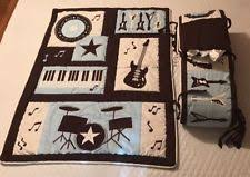 Rock N Roll Crib Bedding Lambs Crib Nursery Bedding Ebay