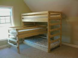 Plans For Triple Bunk Beds by Best 25 Bunk Beds For Sale Ideas On Pinterest Bunk Bed Sale