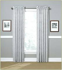 chevron blackout curtains canada drapes full size of black and