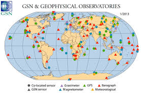 Italy Earthquake Map Gsn Maps Iris