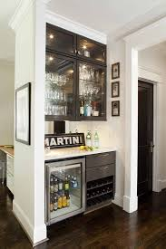 Building A Bar With Kitchen Cabinets Best 25 Beverage Center Ideas On Pinterest Small Hair Salon