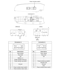 kia forte power window switch circuit diagram power windows