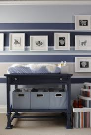 Blue Changing Table Blue Nursery Changing Table Design Ideas