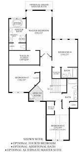 Dual Master Bedroom Floor Plans Enclave At Upper Makefield The Victoria Home Design