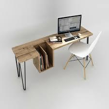 bureau avec rangement intégré le bureau de ehoeho studio saelens déco